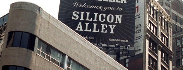 Silicon Alley is one of Visitors Guide to Silicon Alley.