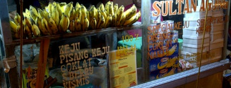 Roti Bakar Sultan Agung is one of Pekalongan World of Batik.