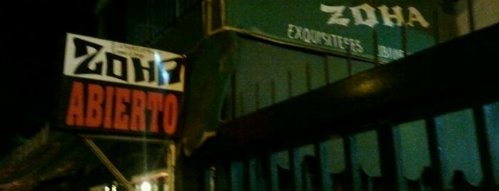 Zoha is one of Mejores Comida Barquisimeto.