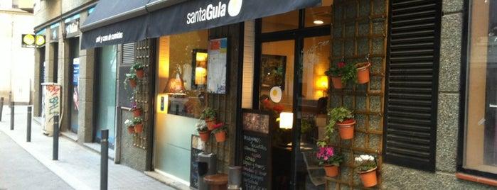 Santa Gula is one of BCN.