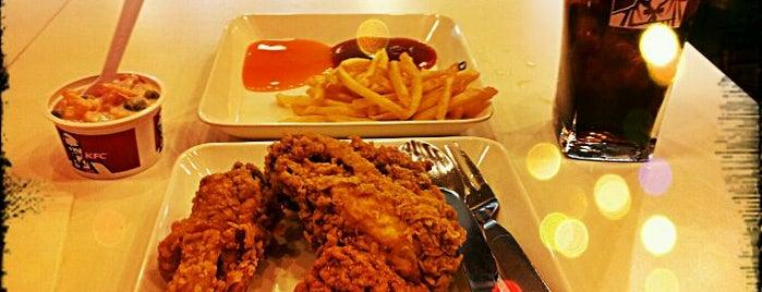 KFC is one of Phitsanulok.
