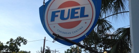 FUEL Charleston is one of Triple D Restaurants.