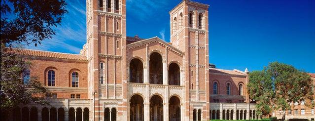 UCLA Royce Hall is one of Arts.
