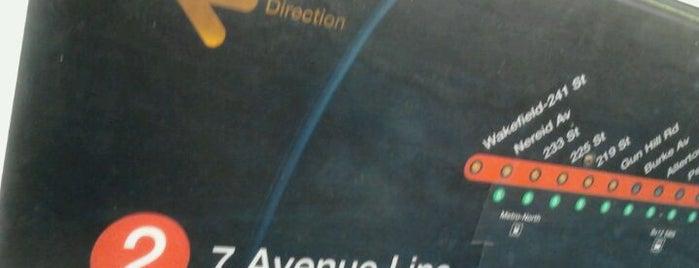 MTA Subway - 2 Train is one of MTA Subway - 2 Line.