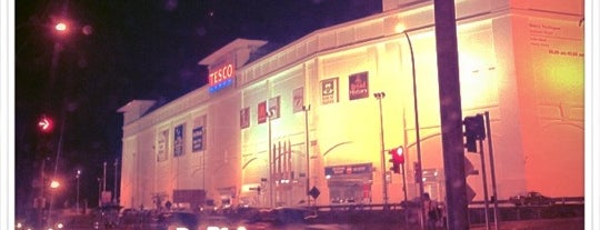 Tesco is one of Where You Would Most Probably Find Me in Penang.