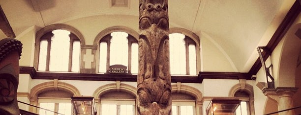Museum of Archaeology and Anthropology, University of Cambridge is one of Inspired locations of learning.