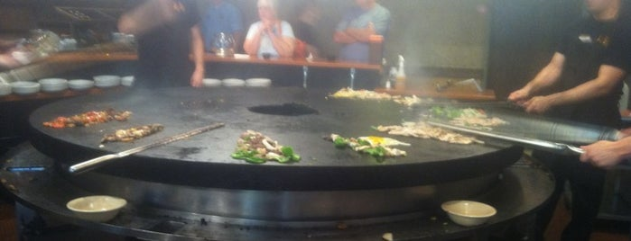 BD's Mongolian Grill is one of Top Notch Food in DYT.
