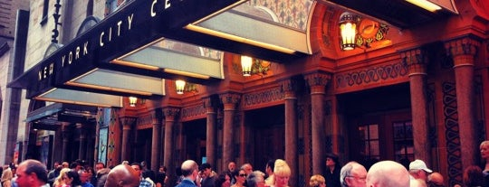 "New York City Center is one of ""Be Robin Hood #121212 Concert"" @ New York!."