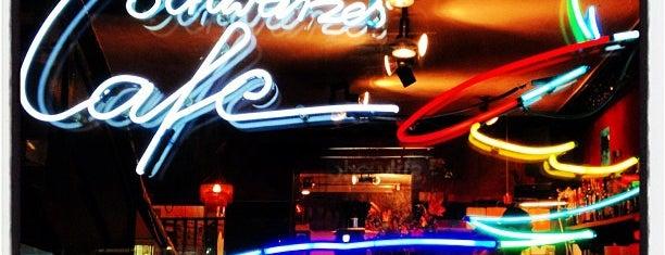 Schwarzes Café is one of Hipster Berlin.