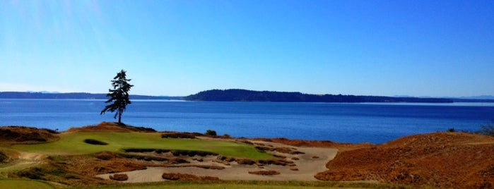 Chambers Bay Golf Course is one of Dog walking in Tacoma.