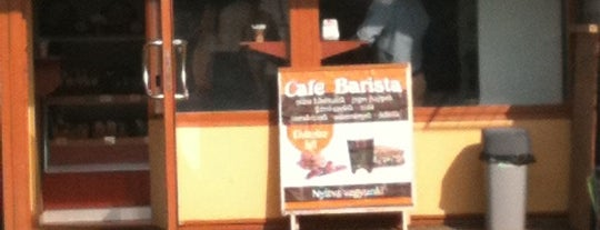 Cafe Barista is one of Coffee.