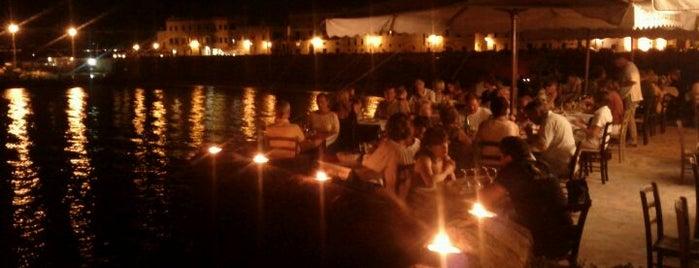Scoglio delle sirene is one of ITALY BEACHES.