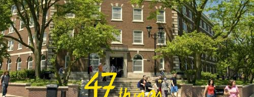 Currier Residence Hall is one of Iowa,LA.