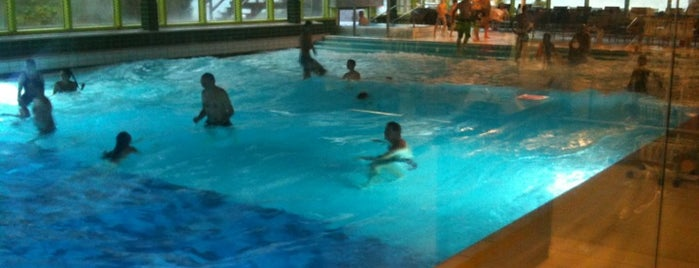 Family spots for Pool design abtwil