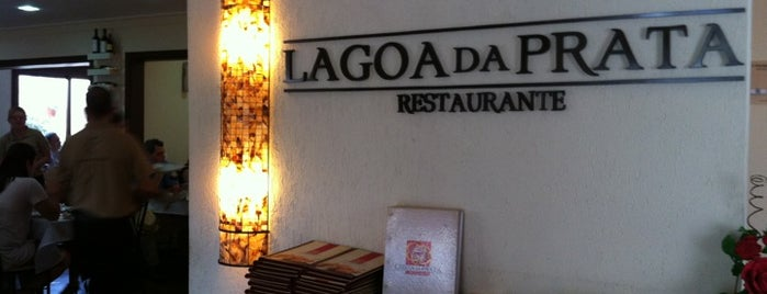Lagoa da Prata is one of 20 favorite restaurants.