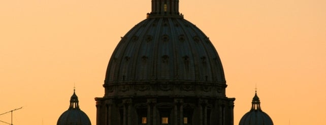 St. Peter's Basilica is one of Favorite Places Around the World.