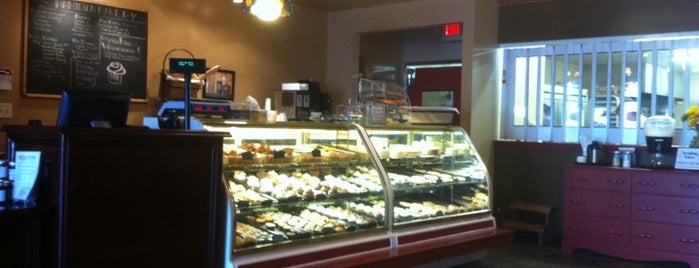 Hamilton Bakery is one of Baltimore's Best Bakeries - 2012.