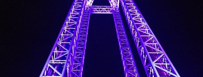 Power Tower is one of Top picks for Theme Parks.