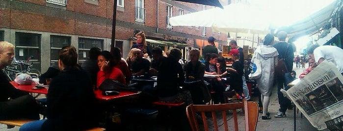 Harbo Bar is one of Cafes in Copenhagen.