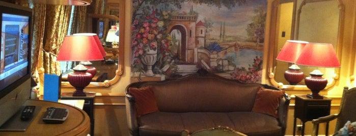 Hôtel de Vendôme is one of Tea Time.
