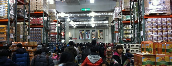 COSTCO WHOLESALE is one of 10,000+ check-in venues in S.Korea.