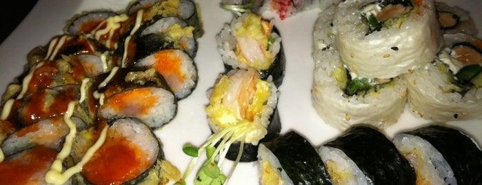 The Fish Restaurant & Sushi Bar is one of Houston's Best Asian Restaurants - 2012.