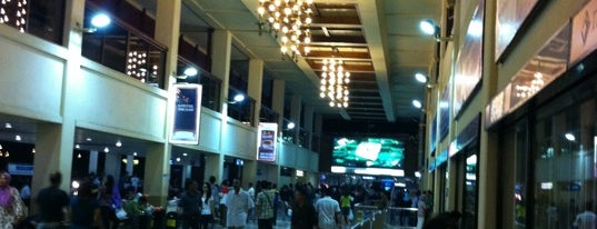 Juanda International Airport (SUB) is one of Sparkling Surabaya.