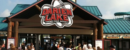 Darien Lake Amusement Park is one of Top Places to Visit This Summer.