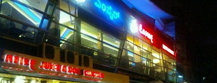 Empire Restaurant is one of Khaana Peena in Bengaluru.