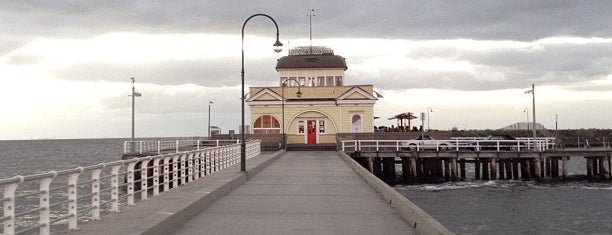 St Kilda Pier is one of Quintessential Melbourne.