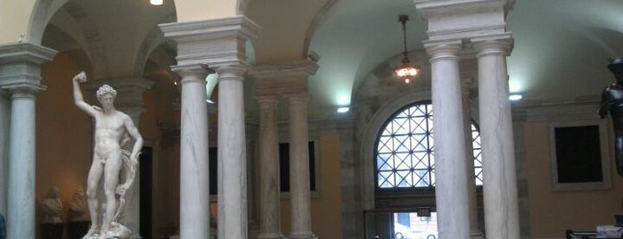 Walters Art Museum is one of Baltimore City Badge - Charm City.