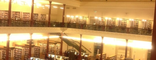 State Library of Victoria is one of Quintessential Melbourne.