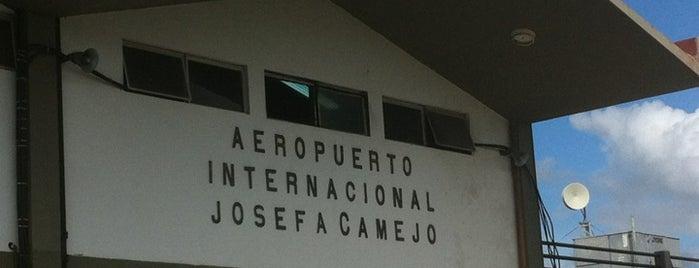 Aeropuerto Internacional Josefa Camejo (LSP) is one of Guide to Los Taques y Guanadito's best spots.
