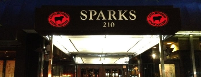 Sparks Steak House is one of Eating New York City.