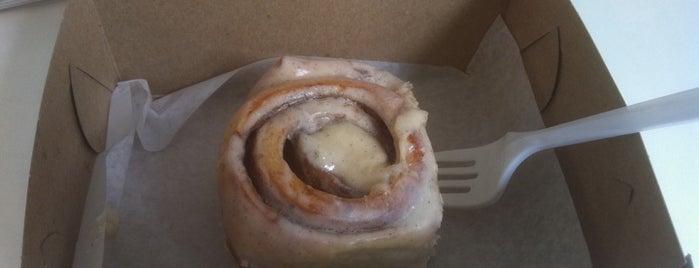Crème de la Crumb is one of Sweets.