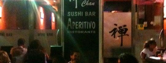 Chan is one of 20 favorite restaurants.