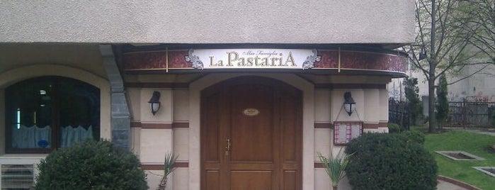 La Pastaria is one of Favorite Restaurants.