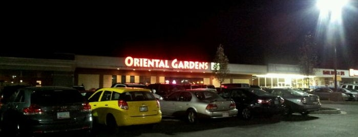 Oriental Garden is one of Haverhill.