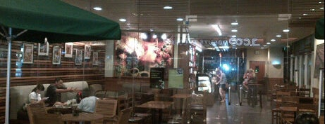 Starbucks is one of Venue Of Mal Bali Galeria.
