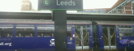 Leeds Railway Station (LDS) is one of Railway Stations in UK.
