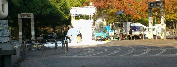 代々木公園 野外ステージ is one of 公園.