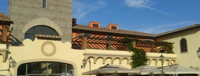 Barberino Designer Outlet is one of Under the Florence Sun - #4sqcities.