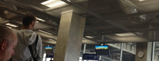 Gate B1C is one of TH-Airport-BKK-1.