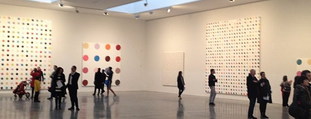 Gagosian Gallery 21 is one of Favorite Arts & Entertainment.