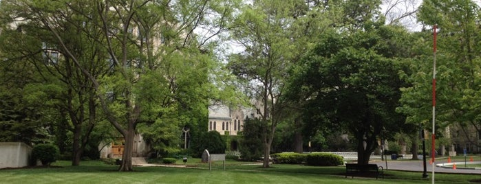 Fine Arts Building is one of Classrooms at Dominican University.