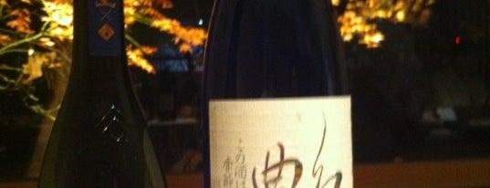 天てんぷら うち津 is one of Michelin Guide Tokyo (ミシュラン東京) 2012 [*].