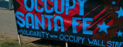 #OccupySantaFe is one of #OccupyAmerica Locations.