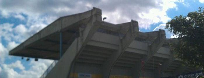 Eintracht-Stadion is one of Stadiums.