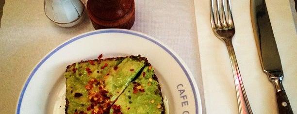 Café Gitane is one of NYC Favs.