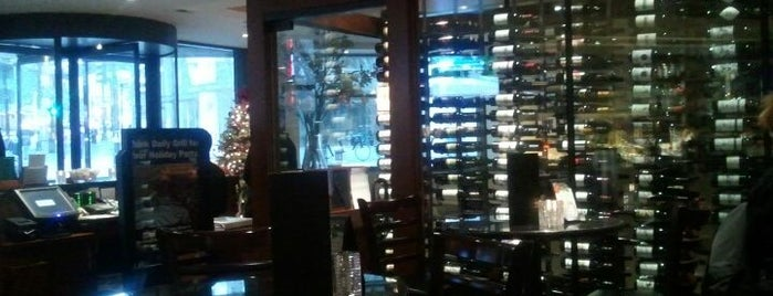 Daily Grill is one of Favorite Nightlife Spots.